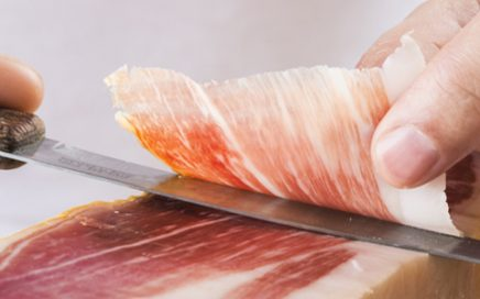 Importancia de los cuchillos jamoneros